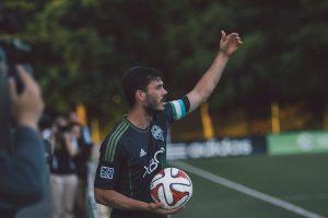 プロっぽいサッカー選手