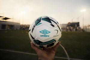 アンブロのボール